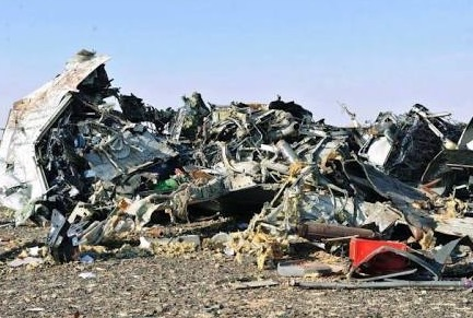Russia Admits Airbus A321 Was Downed By Terror Act