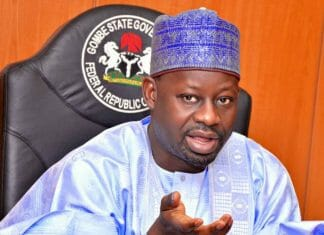 Dankwambo Decries Rising Cases Of Rape In Gombe
