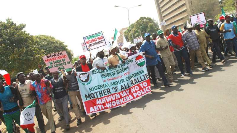 Nigerian Workers Union Condemns Sacking Of 36,000 Members In Kaduna, Says Gov. El-Rufai Has Anti Workers Agenda