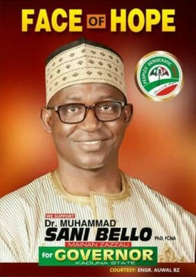 Nigeria: Why I Decided Not To Register With APC, But PDP -- Gubernatorial Aspirant