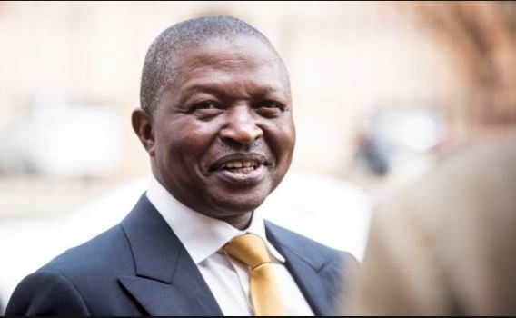 South Africa: Let's Fight For Our Children's Rights -- Deputy President Mabuza