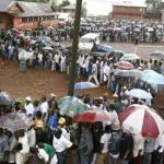 Election in Sierra Leone