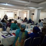 FHANI Budget Workshop Abuja