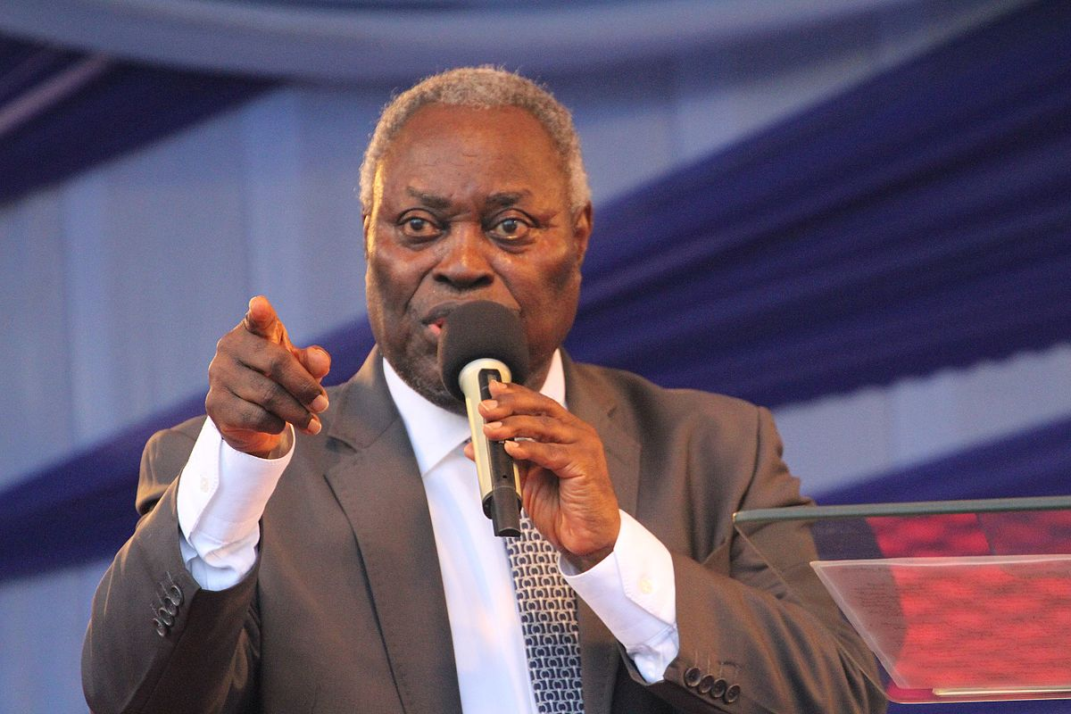 Nigerian Cleric, Kumuyi Urges Christians In Leadership To Shun Corruption