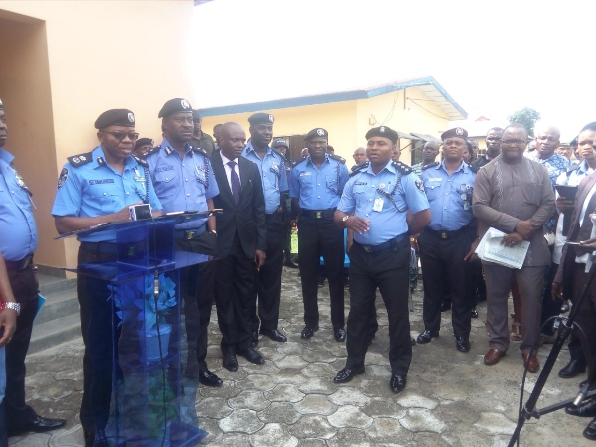 Police Gun Down Most Brutal Gang Leader In Akwa Ibom, South-South Nigeria