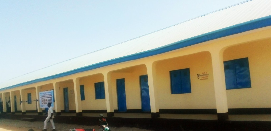 Kaduna Lauds Nigerian Breweries' Over Renovation Of Class Rooms And Toilets