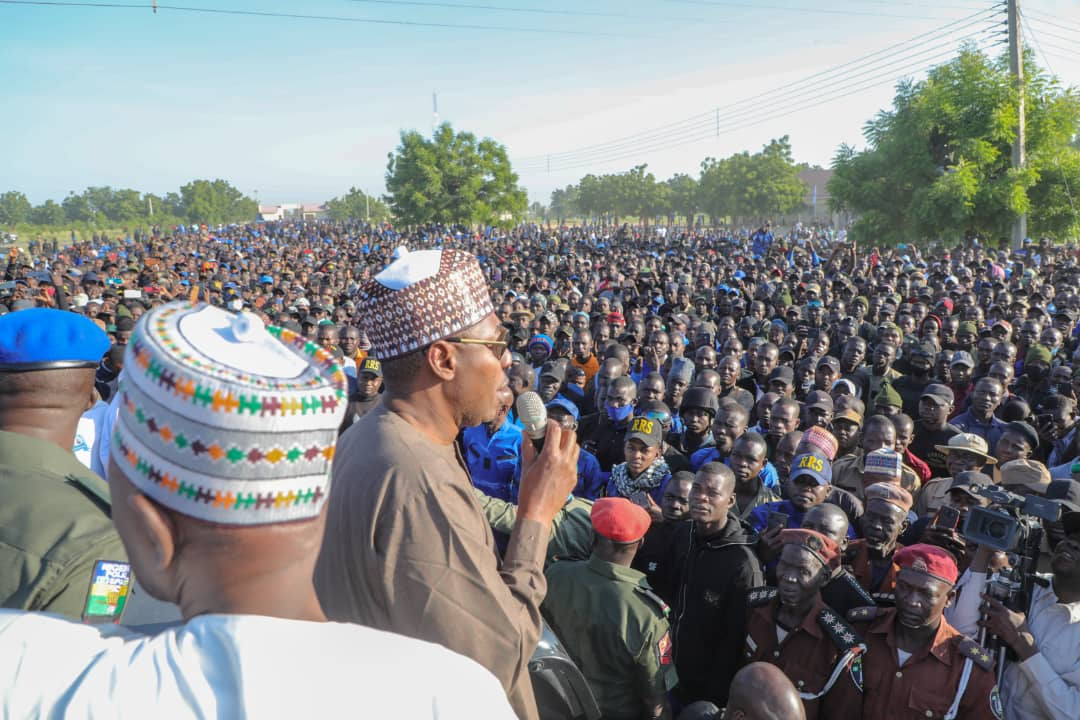 Fighting Boko Haram: Zulum approves scholarship for orphans of Civilian JTF killed since 2013