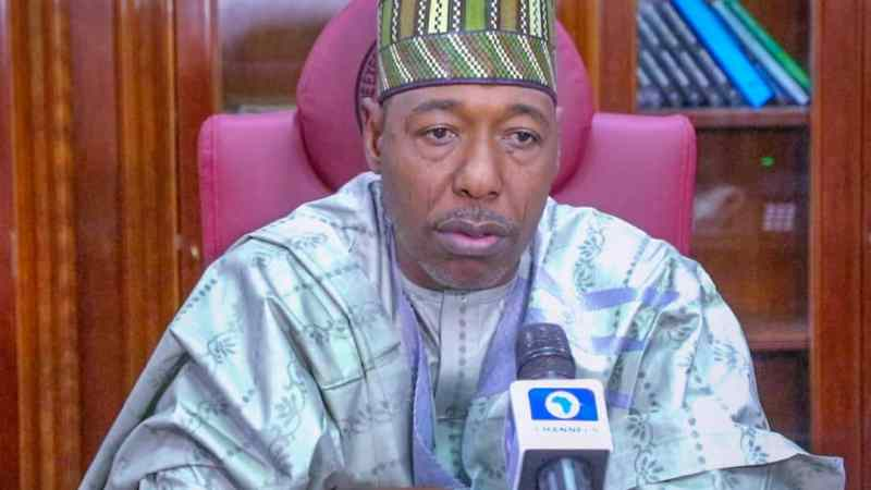 Just in: Borno Governor appoints retired General from Lafiya Dole as Security Adviser