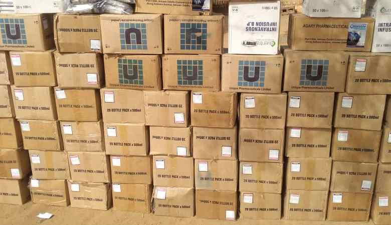 Cholera Outbreak: Rep, Abdullahi Gaya Donates 1.5 Million Naira Drugs For Victims