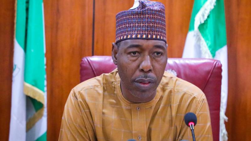 Easter: Zulum Felicitates With Christians …Lauds Peaceful Coexistence Between Them, Muslims Despite Insurgency