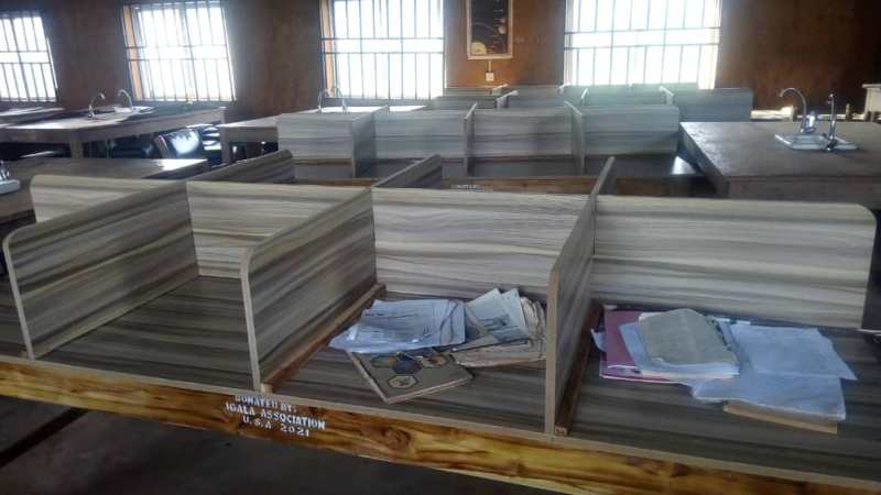Nigeria: Igala In United States Equip School Library At Anyigba, Others