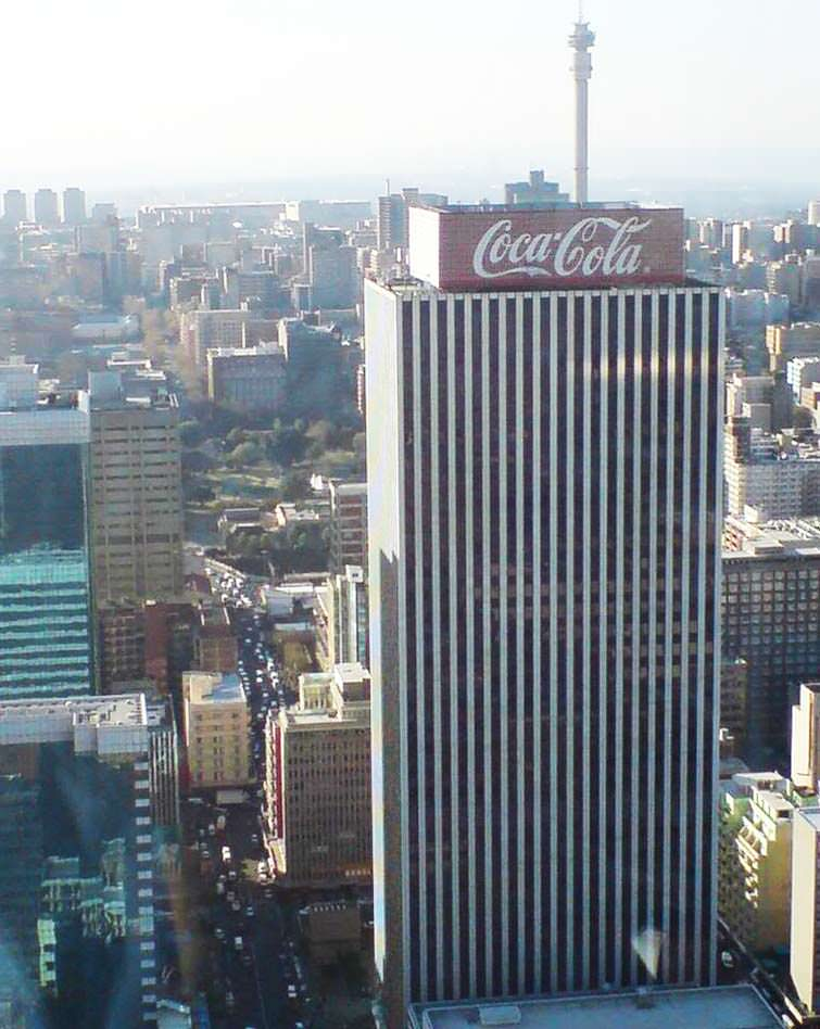 Marble Towers, Johannesburg Tallest buildings in Africa