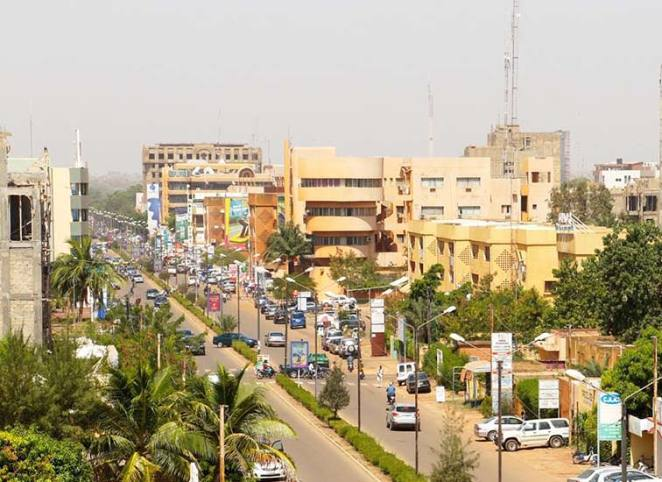Ouagadougou City Burkina Faso