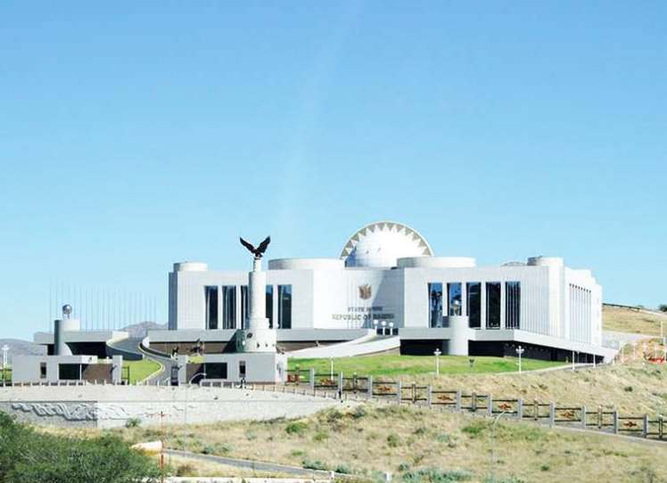 State House of Namibia