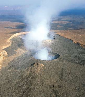 %name Most Dangerous Volcanoes in Africa