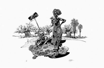 L'Africa di Edo