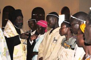 prete ortodosso in Kenya