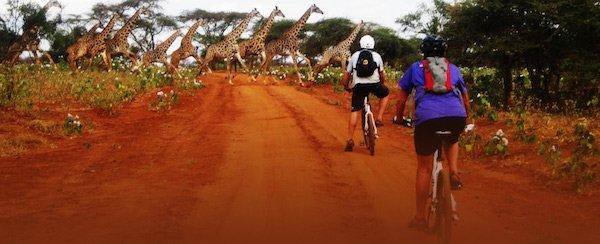 L'Africa in mountain bike