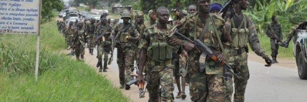 Risultati immagini per militari ivoriani