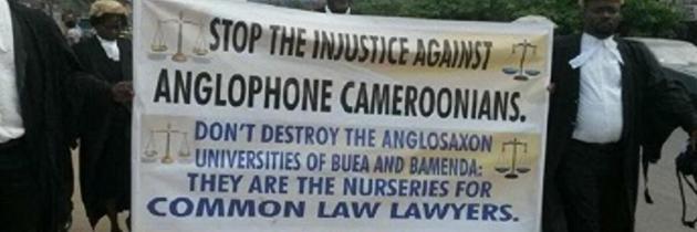 Camerun – Da tre mesi senza Internet, il Governo isola gli anglofoni
