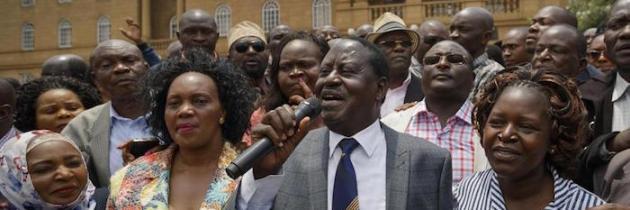 Kenya: si vota!