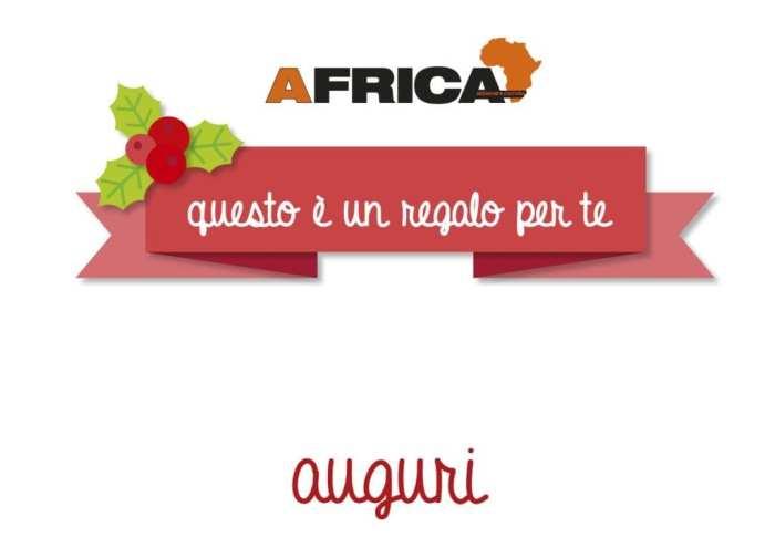 Auguri dalla rivista Africa Natale 2017