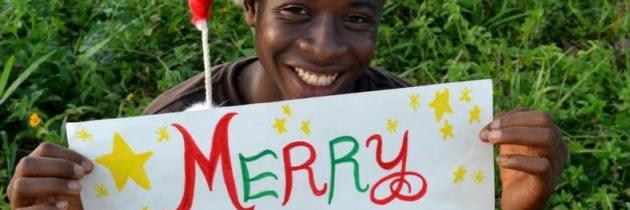 Quando il Natale è africano…