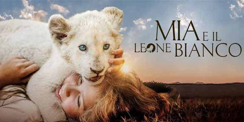Mia E Il Leone Bianco Africa