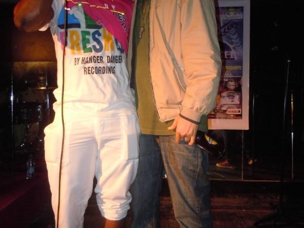 GORDON & SHAMIR Concert ED Scatch  Cameroun-15