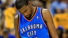 Kevin Durant-Thunder