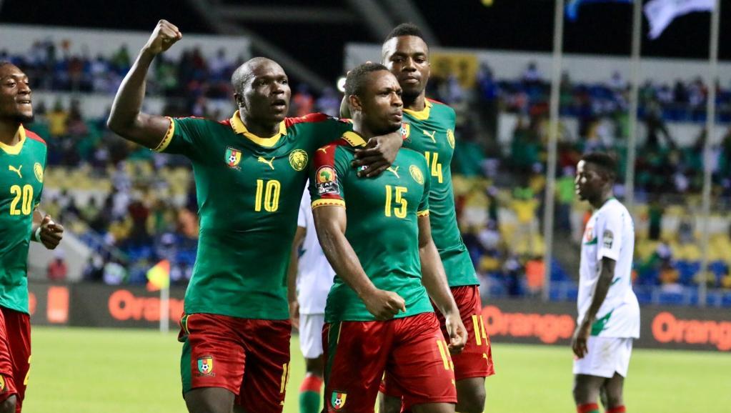 """Résultat de recherche d'images pour """"lions indomptables du cameroun 2017"""""""