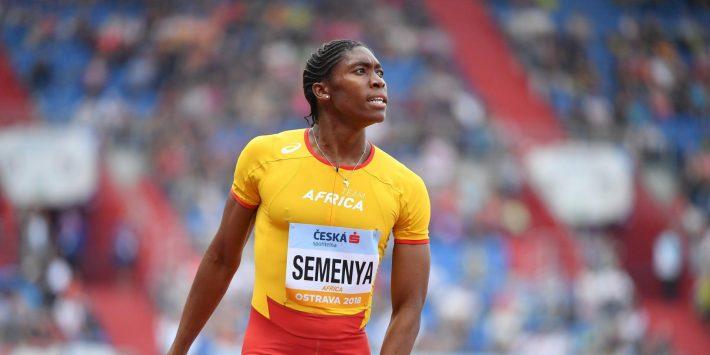 """""""J'ai dû marcher nue pour prouver aux gens que j'étais une fille - Caster Semenya"""