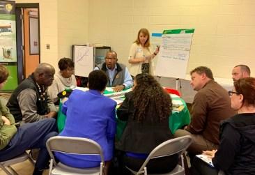 Action Planning during Workshop Baptism Landmark Work Group_sm