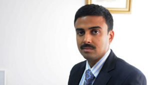 Gagan Gupta, DG d'Olam Gabon
