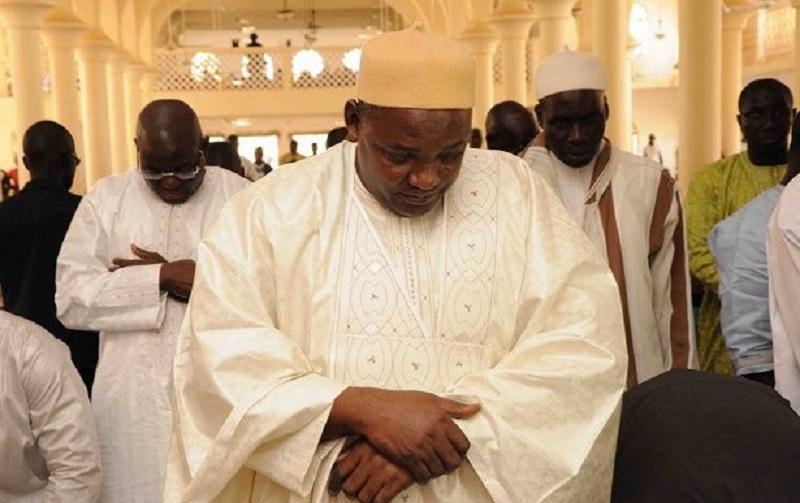 Gambie: Adama Barrow sauvé de justesse d'une tentative d'assassinat :: GAMBIA