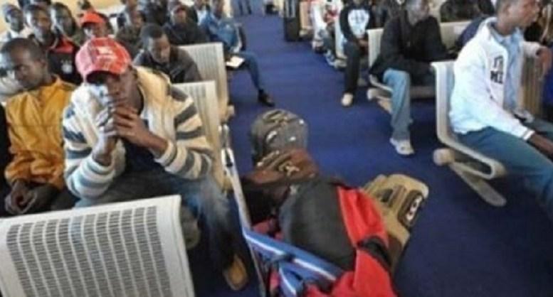 Les 137 Sénégalais expulsés des Etats-Unis arrivent à Dakar