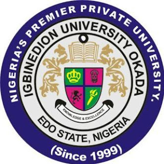 Igbinedion University Post-UTME & DE Form