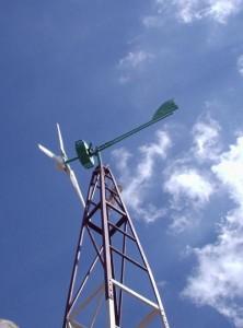 Molinos de viento de Craftskills