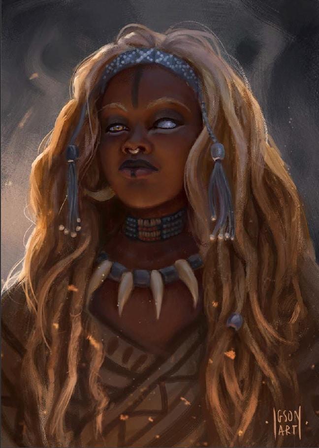 Wagadu Chronicles - LionBlood