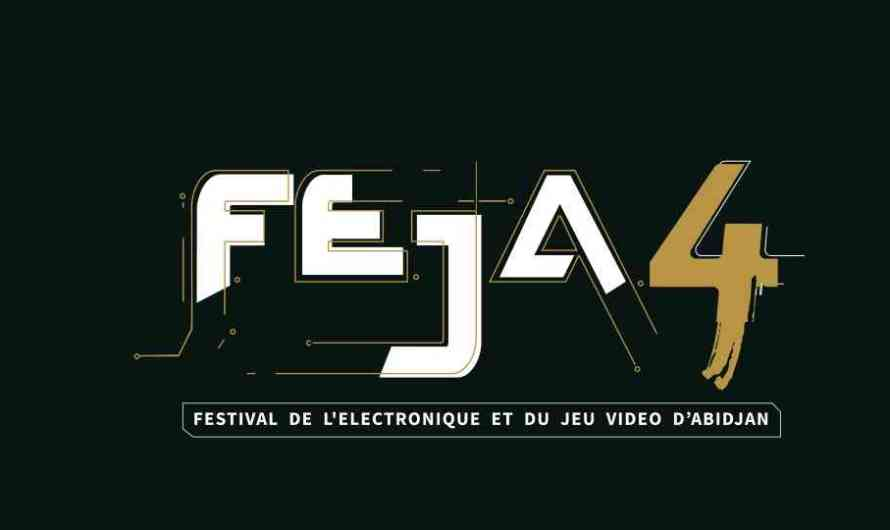 FEJA 4 : le grand RDV eSport en Afrique de l'Ouest