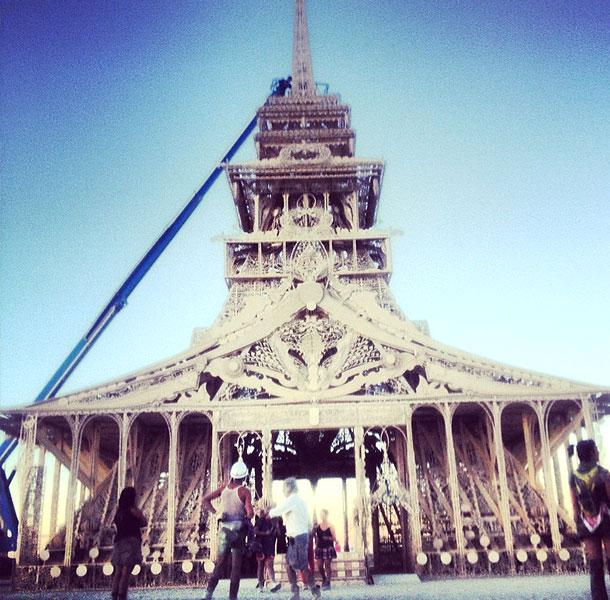 Temple Tale