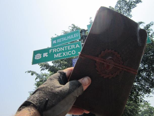 Kayden Kleinhans - Mexican border