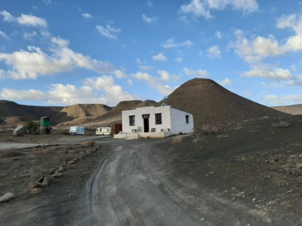 Home at Quaggafontein