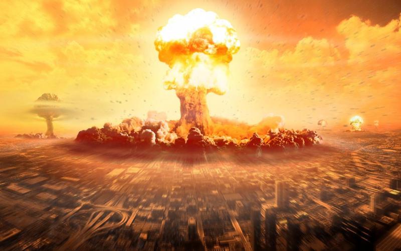 The Anunnaki Nuclear War