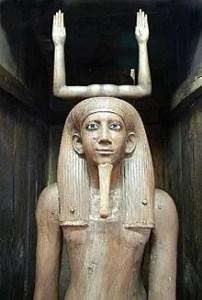 Ancient Egyptian Ka Symbol
