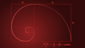 Ancient Symbol Golden Rectangle