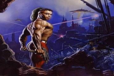 Afrofuturism and Cyberpunk