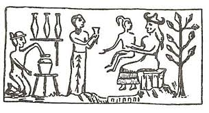 sumerian anunnaki Gods garden of eden Genesis in Bible ninhursag dreation man adama in Genesis in Bible