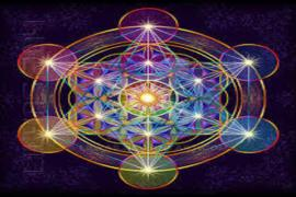Ancient Sacred Geometry Fruit Of Life