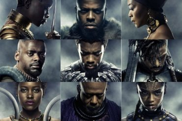 Black Panther Afrofuturism African Culture and Star Wars